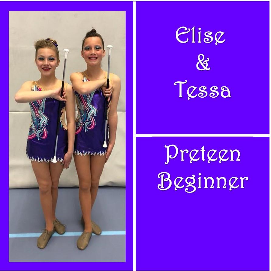 Elise en Tessa