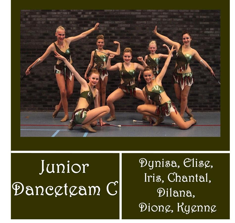 Junior Danceteam C - Junior Beginner