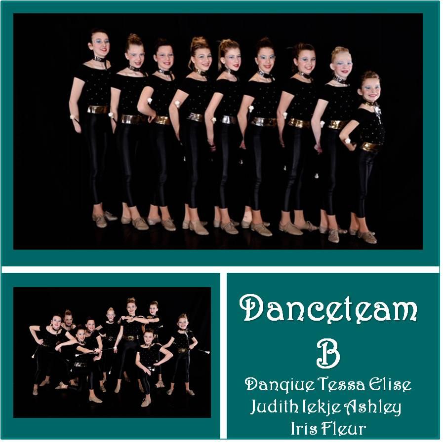 Danceteam B – Junior