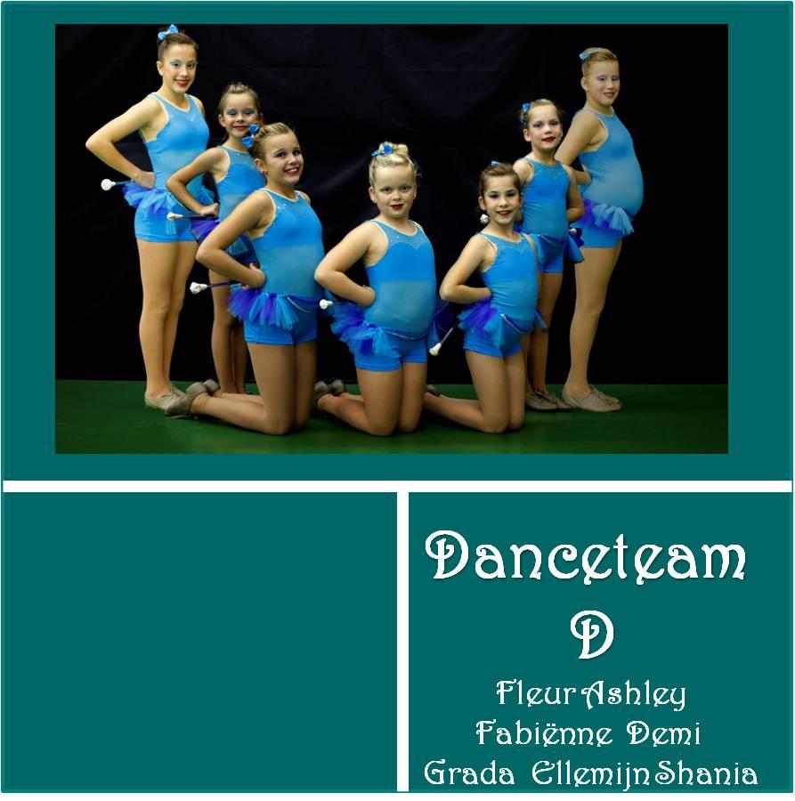 Danceteam D - Preteen