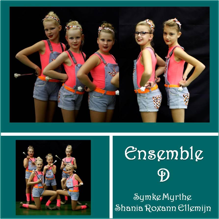 Ensemble D - Preteen
