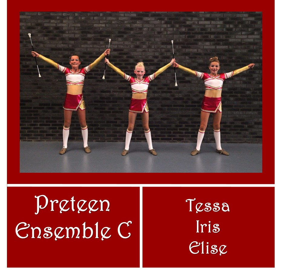 Preteen Ensemble C - Preteen Intermediate